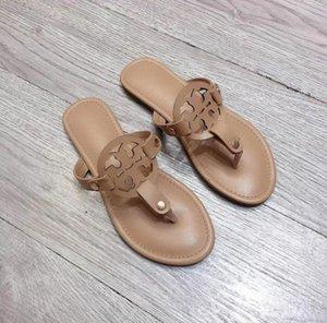 Designer Sandals piste design hommes et sandales femmes sandales de bande de mode de marque pantoufles de luxe d'été occasionnels flip-flops