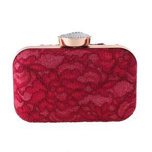 new wave lace clutch bag dinner party bag fashion female handbag fashion bags