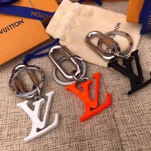 2019 alta qualtiy Luxo chaveiro moda Marca Keychain waji99 Porte Clef presente Homens Mulheres Souvenirs Car Bag Chaveiros