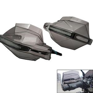"""Motociclo paramani 7/8"""" manubrio con motocross LED Handguards Per VMAX v max VMAX 1700 1200 125 WR250F"""