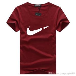 MT Nueva camiseta de la manera del verano de la camiseta de manga corta británicos Hommes camiseta casual de la marca francesa Mon hombres de los hombres se deslizan