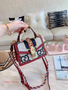 Designer Crossbody Bag 2019 Hot Sell Designers Brand Leather Bags Handbag Women Lady Shoulder Travel Free Shipping 08176