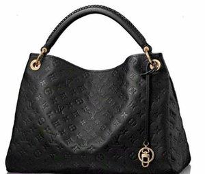 Hot Sale 2020 New Embossed ARTSY Woven Thick Handle Handbag Women Handbags High Quality Handbags Shopping Bags Large Capacity Handbags