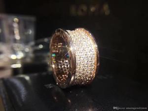 2017/18 Neue ankunft S925 reinem silber Top qualität paris design frauen ring alle diamant stil schmücken stempel logo charme frauen schmuck PS6445