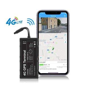 GV40 4G GPS Tracker, Tracker автомобиля в реальном времени слежения GPS автомобиля Точная GPS локатор PositioningMonitoring (Розница)