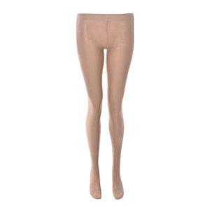 Aceite de las mujeres atractivo satén atractivo Medias señoras de la muchacha de fitness leggings brillantes clásico Panti