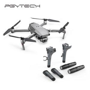 PGYTECH Quick Release alta Pernas força Landing Gear ramal ajusta faróis LED para DJI Mavic 2 Camera Drone Acessórios