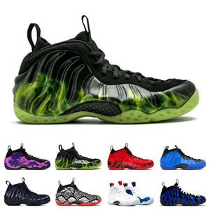 New arrive One Penny Hardaway Paranorman DOERNBECHER MEMPHIS TIGER HYPER COBALT Mens Basketball Shoes Sport Sneaker trainers size 7-13