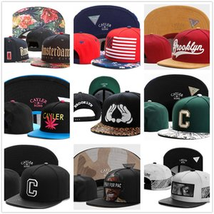 Different Cayler & Sons Caps Snapback Hats ROLLEY Flat Brim Hats RICH Baseball Cap SOUTHBEACH Caps