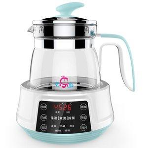 Warm Kälbermilcherwärmer Temperatur-Milch-Maschinen Glas Intelligent Thermostat Wasserflasche Baby-Flaschenwärmer Sterilisatoren