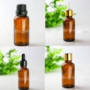 Pipette Oil Price Good Bottle Liquid Refillable Wholesale E Glass With Eye Dropper Empty Drop Amber Essential 30ml Stocks Bottles In Re Jxmq