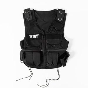 YASUGUOJI Tactical Vest Kampfrüstung Westen Herren taktische Jagdweste Adjustable Armour Outdoor-CS Training Männer