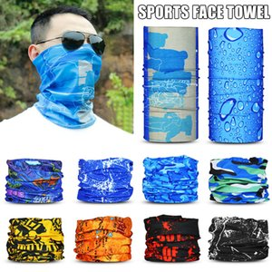 Face Cover Scarf Breathable UV Protection for Outdoor Cycling Fishing Women Men TC21