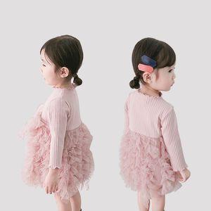 Milancel 2019 Bahar Kız Elbise Balo Kızlar Parti Elbiseler Uzun Kollu Çocuk Giyim Tutu Elbise Kızlar Için Giysi Y19061801