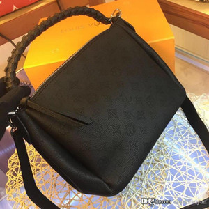 Hot Selling Women Shoulder Bag Designer Brand Luxury Leather Top Quality Large Capacity Braided Handle Limited Handbag NB:M53913 THREE