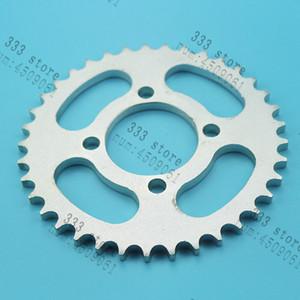 428 37T / 41T / 48T зуб 52 мм задняя цепная Звездочка для китайского квадроцикла квадроцикл яма грязи мотоцикл мотор мопед