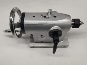 TTJ125 / 170/210/255/320 / 400-K contrapunto manual, dedal, CNC centro de mecanizado, de cuatro ejes contrapunto