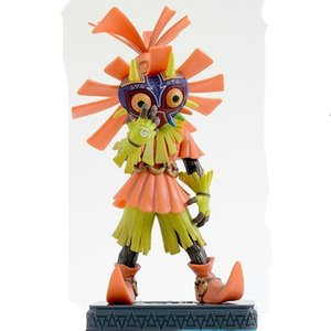 The Legend of Zelda Official Edition Mezula Masked Hand Model toy Doll Decoration Game Peripheral Static hot