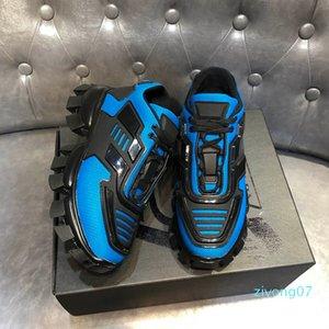 Cloudbust trueno zapatillas de deporte zapatos de diseño de lujo nuevos llegan mujeres de los hombres zapatos ocasionales del tamaño 35-45 modelo GM02 Z07