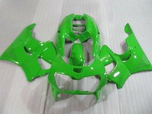 Kit carrozzeria per carenatura verde per HONDA CBR900RR 96 97 CBR 900 RR Carrozzeria CBR 900RR CBR900 RR 893 1996 1997 Set carenature + 7gifts