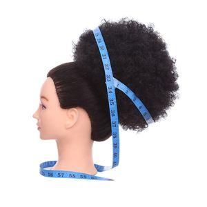 """10 """"Court Curly Synthétique Cheveux Chignon Avec Deux Peignes En Plastique Des Cheveux Brioches Pour Les Femmes De Coiffures De Mariage Updo Ponytail"""