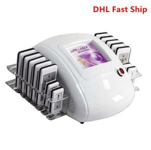650nm Lipo Laser Machine Fat Burning Minceur Diode Laser Lipolaser Lipo amincissant Dispositif de vente DHL rapide des navires