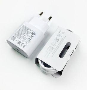 Para Galaxy Note 10 Super Carregador Rápido 18w adaptador USB PD rápida UE US parede de viagem USB Tipo-c cobrando para S10 MI9 k20 pro