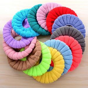 varios colores opcionales tira colorida asiento de inodoro higiénico arco iris de coral de terciopelo WCW363 asiento caliente de la moda