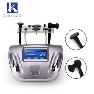 Monopolar RF уменьшая машину для тела формируя лимфатическую кожу радиочастоты дренажа затягивая оборудование красотки