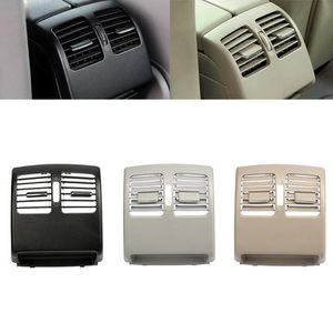 Car Center traseira Console A / C Ar Condicionado Fresh Air abertura de saída Grille Capa para Mercedes-Benz Classe C W204 2007-2014