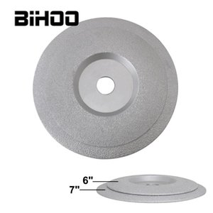 """6 7"""" Vacuum Brazed Diamond Grinding Cup Wheel Available for All Stone and Construction Material"""
