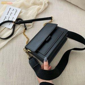 2020 Newest Hot Women Dating Party Satchel Ladies Pu Leather Panelled Mini Handbag Messenger Shoulder Bag Crossbody Bags Satchel