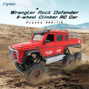 Venta al por mayor 699-118 1/12 escala 2.4 Ghz 6WD alta velocidad RC oruga Buggy Buggy Off-Road Rock eléctrico RC Control remoto coche RTR