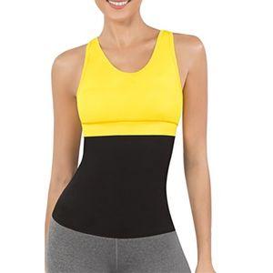 Slittamento corpo Chenye neoprene Modeling cinghia Shaper Fitness Trainer Vita controllo Shapewear donne che dimagrisce cinghia Sweat Waist Trimmer