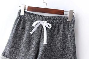 여성 캐주얼 러닝 스포츠 반바지 요가 체육관 조깅 허리띠 여름 HotPants 미국