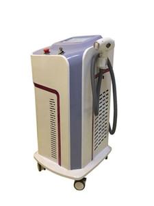 Neue Laser-Haarentfernungsmaschine mit Goldstandard 755 nm 808 nm 1064 nm Laser- oder Halbleitertechnologie.