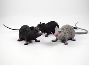 Joke Tricky Falso Lifelike mouse Partido Toy Halloween Prop Modelo Decor Utility halloween decoração GB1096