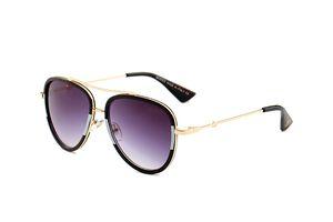 2019 Occhiali da sole di lusso per uomo Occhiali da sole di design di marca Occhiali da sole avvolgenti Telaio pilota Specchio per rivestimento di rivestimento Gambali in fibra di carbonio Estate S