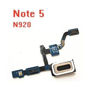 10pcs Original Proximity Sensor For Samsung Galaxy Note 5 N920F Earpiece Ear Speaker Earphone Flex Cable Ribbon Repair Parts