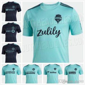 MLS New York City 2019 Parley Jersey 2019 Parley MLS Los Angeles Toronto FC Fußball Jersey 19 20 MLS LAFC atlanta vereinigt Parley Trikots