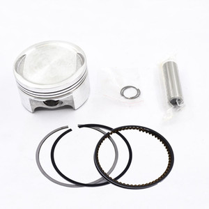 Motorcycle 63.5mm Piston 15mm Pin Ring Gasket Set For CG200 WY196 CB200 CB CG 200 200cc Off Road Dirt Bike