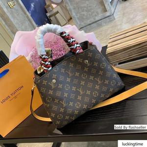Designer (No box) in pelle a buon mercato di vendita s borsa del progettista della spalla 33CM signore marche femminile Crossbody Borse