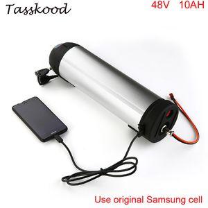 Батерия Eletrica делают Litio делают Ион да bicicleta 48v 10AH да Bateria 48v 10AH да Bateria 48v 750 Вт Bafang chaleira Ebike