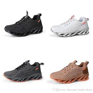 Zapatillas Blanco negro gris marrón cojín de encaje TYPE4 hombres jóvenes mujeres niño lgirl HOT de fluorescencia entrenadores bajas corte de diseño deportivo zapatilla de deporte