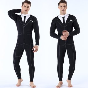 wetsuit Men 2mm Men Swimwear Sailing Clothing Rubber Pants for Man Spear Fishing Suit Triathlon Diving suit Neoprene Swimsuit