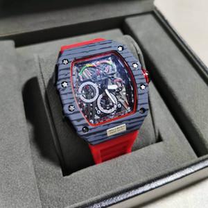 3A + New Top Fashion Большой циферблат хронограф кварцевые Мужские часы силиконовый ремешок Дата Спортивные наручные часы Мужской Luminous часы Relogio Мужчина для
