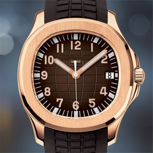 Патак 5168G Наутилус часы мужчины люксовый бренд кварцевые 38 мм мода роскошные мужские часы женские часы наручные мужские часы