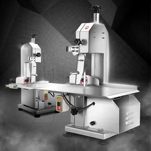 Коммерческий Saw Bone Machine Bench Cutter Станок Холод Вилка Cutter машины Чоп Свиное электрические слайсеры