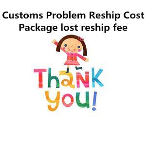 Extra Fee (Portare l'importo di ordine / costo di trasporto, si prega di contattare il venditore prima di ordinare)