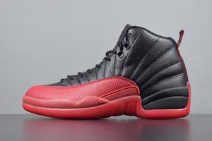 NIKE Air Jordan 12 Retro Chinese New Year 12 Basketball-Schuhe für Herren Snakes Designer-Schuhe Schwarz Chicago Luxus Athletic CNY Turnschuhe 12S OVO Sportschuhe EUR40-47